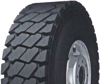 Non-directional Traction OTR Tyre