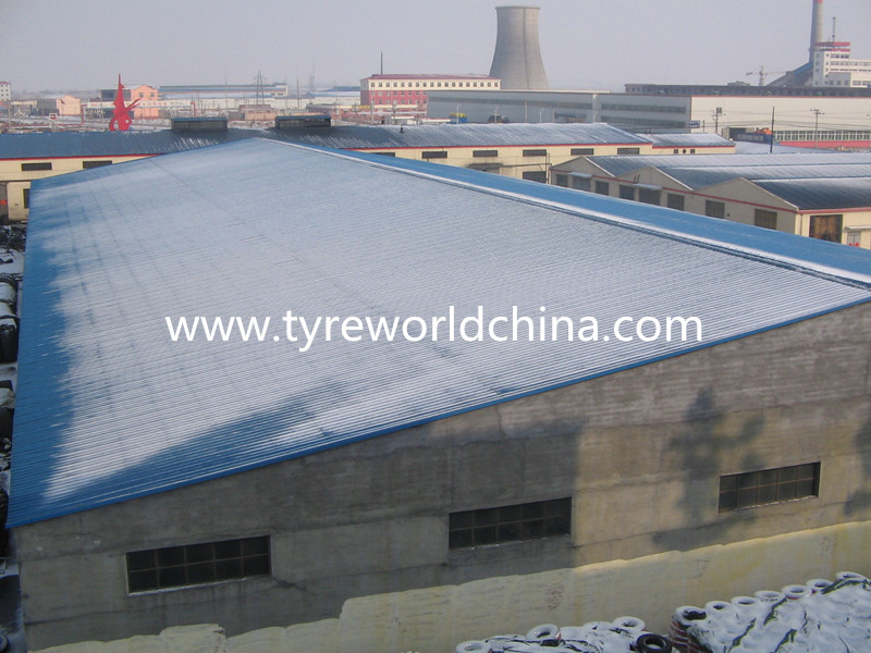 China tyre factory